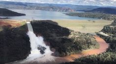 Oroville Dam risk: Thousands ordered to evacuate homes - WORLDIZATION