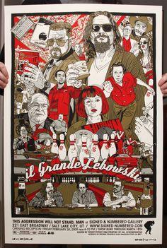 The Big Lebowski....great movie!