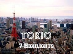 Tokio – 7 Highlights einer Megastadt