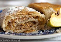 Provereni recepti. Cooks and Bakes: Pita sa jabukama