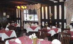 Marlowes Restaurant of Stratford-upon-Avon Hen Nights, Stratford Upon Avon, Table Settings, Restaurant, Table Decorations, Places, Home Decor, Homemade Home Decor, Table Top Decorations