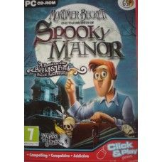 Mortimer Beckett And The Secrets Of Spooky Manor for PC from GSP (2134A)