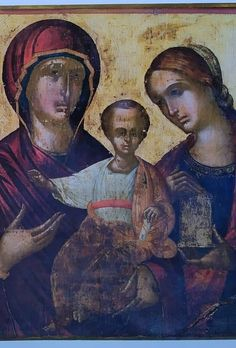 Madonna, Painting, Virgin Mary, Art, Byzantine
