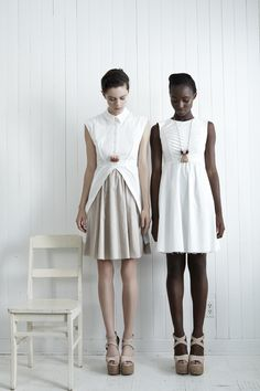 All White Everything: 4 Accessible Ways to Wear the Trend