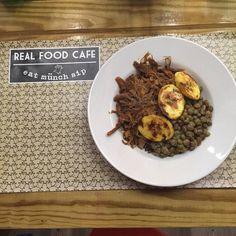 Te recomendamos ir Real Food Café en @prohealthshoppty y pide el Panamanian Quinoa Bowl #WishDishPTY durante todo el mes de agosto apoyando a Make-A-Wish ¡Ayudar nunca fue tan delicioso! #eatmunchsip