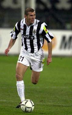 Zinedine Zidane #juve