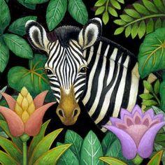 Zebra (Stephanie Stouffer)