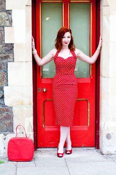 Vivien of Holloway 1950's Inspired Colourful Retro Fashion Fun...
