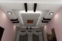 4 Creative And Inexpensive Tricks: False Ceiling Design Hotel false ceiling dining bedrooms. Plaster Ceiling Design, Gypsum Ceiling Design, House Ceiling Design, Ceiling Design Living Room, False Ceiling For Hall, Simple False Ceiling Design, False Ceiling Living Room, Pop Design, Layout Design