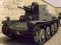 Perú dona a República Checa tanque de la Segunda Guerra Mundial