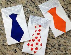 Casa Eglys: DIY: Empaquetado Bonito - Camisas con Corbata
