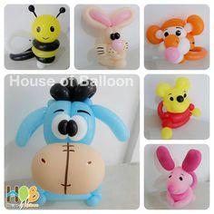 Balloon Hats www.houseofballoon.com #balloon #balon #HouseofBalloon #HOB…