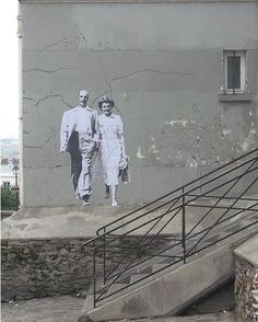 ~ Street Art......Leo & Pipo ~