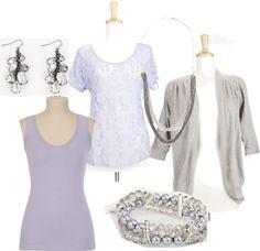 """Lavender Love"" by sarah-noonan-dlugosh on Polyvore"