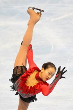 John Wilson Gold Seal Skater Mao Asada. She is the 2008 & 2010 World Champion and Four Continents Champion.