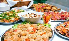 Groupon - Apericena con buffet illimitato, flute di benvenuto, cocktail a scelta e dessert artigianale da Doha, in zona Tiburtina  a roma. Prezzo Groupon: €9,90