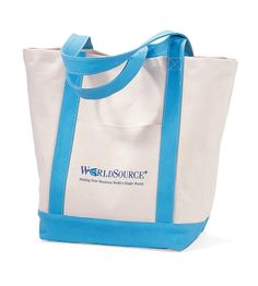 Captain's Boat Bag from Gemline - nice grocery tote option