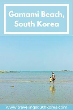 Gamami Beach South Korea