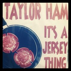 I don't eat it, but my youngest sister and my nephew love it! ... taylor ham or pork roll?!?!