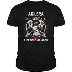 Cool  AGILERA FAMILY LIFETIME MEMBER T-SHIRT T shirts #tee #tshirt #named tshirt #hobbie tshirts #agilera