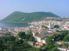 Angra do-Heroísmo, Ilha da Terceira, Açores, Portugal