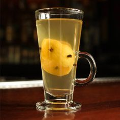 Brrrrr, is it cold out here? Great for a warming up for the night or when you're feeling under the weather, you can use any kind of whiskey you like in this hot and comforting classic Hot Toddy recipe.