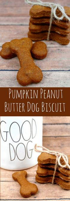 Dog Biscuit Recipe Easy, Dog Biscuit Recipes, Dog Food Recipes, Easy Dog Treat Recipes, Easy Snacks, Easy Recipes, Homemade Dog Cookies, Homemade Dog Food, Homemade Biscuits