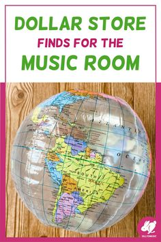 The Dollar Tree is often a teacher's best friend when you are teaching on a budget. Here are a few of my favorite music teacher items from Dollar Tree that can be used year after year. I've also included free, printable dice labels to teach the 4 voices (plus more) with your Kindergarten and primary students! Use this activity idea with your hello/goodbye songs, or when learning new folk songs with your classes! It's a fun and easy way to add variety to your elementary music lessons!