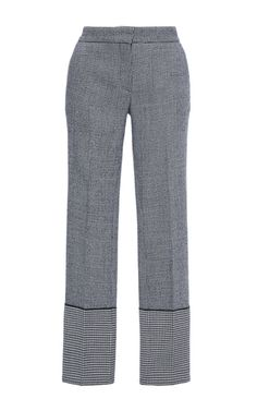 Wide Cuff Trousers by DEREK LAM Now Available on Moda Operandi