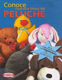 moldes para hacer peluches