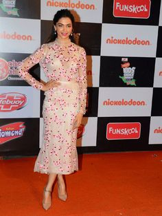 Bollywood Stars Shined In The Nickelodeon Kid's Choice Awards - Indiansite