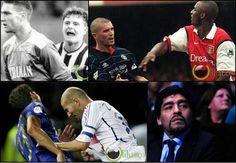 15 Penghinaan yang paling Terkenal di Dunia Sepakbola