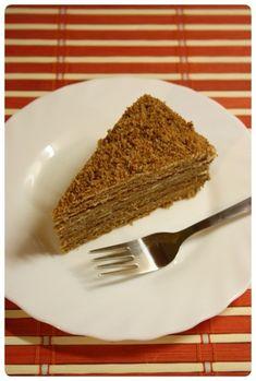 Medovník Nom Nom, Bread, Food, Cakes, Cake Makers, Brot, Essen, Kuchen, Cake