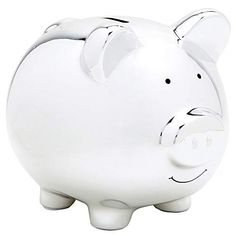 Go To Walmart, Elegant Baby Shower, Coin Values, Baby Co, Wishes For Baby, Money Box, Piggy Bank, Kids Room, Ceramics