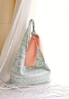 結びショルダーバッグ | コッカファブリック・ドットコム|布から始まる楽しい暮らし|kokka-fabric.com