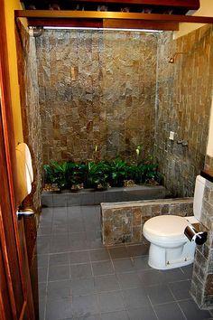 bathroom outdoors