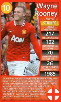 Trump Card, Football Tops, Top Trumps, Wayne Rooney, Manchester United Football, Trading Cards, The Unit, Goals, Sports