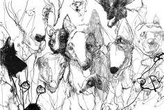 By Daniel Egnéus #artist http://danielegneus.com/