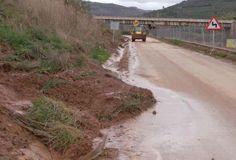 Diputacion destinará 745.000 euros en la carretera de Puente de Génave a Peñolite