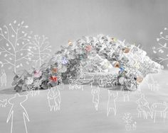 Finalists of The City of Dreams 2013-2014 Pavilion Competition   ArtCloud by IKAR (Warsaw, Poland)   Bustler