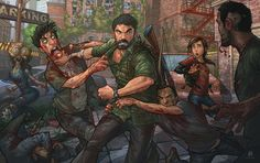 The Last of Us (Tutorial) by PatrickBrown on deviantART
