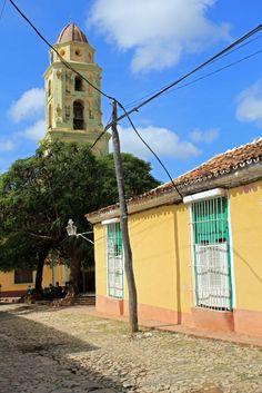 #cuba #ville #trinidad #city #town #rue #street