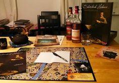 Pensieri senza nome: Giochi da tavolo: Sherlock Holmes, consulente investigativo