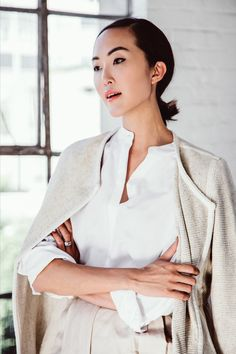 Career Checklist: Chriselle Lim's 6 Tips for a Stylish Workday via @WhoWhatWearUK