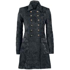 Amadeus Coat - Vinterfrakk etter Vive Maria