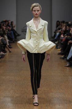 Nicholas & Atienza - Pasarela Madrid Fashion Show. Fall/Winter 2013-14