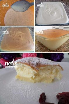 Recipe Mix, Turkish Delight, Turkish Recipes, Soup And Salad, Sweet Recipes, Tea Time, Deserts, Food And Drink, Cooking Recipes