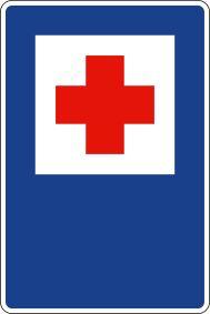 Señales de tráfico: Señales de indicación