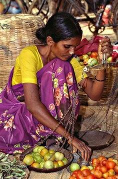 .market woman