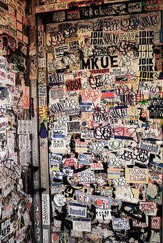 tags and stickers Aesthetic Art, Aesthetic Pictures, Graffiti Tagging, Graffiti Wallpaper, Grunge Photography, Graffiti Lettering, Photo Wall Collage, Street Art Graffiti, Urban Art